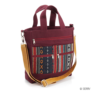 Plum Perfect Carryall