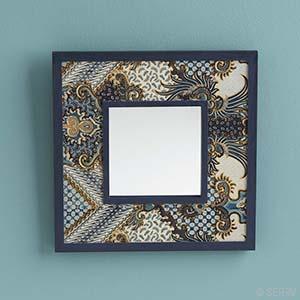 Indonesian Wall Mirror