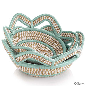 Nesting Tulip Baskets