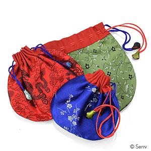 Brocade Bags Variety Set