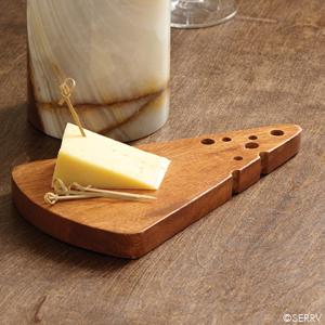 Slice of Swiss Serving Board