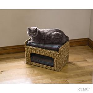 Double-Decker Cat House