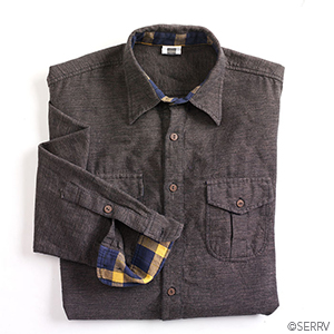 Men's Weekender Shirt - Coffee