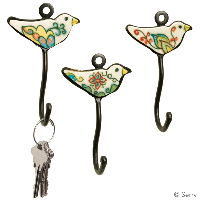 Home Decor Little Bird Hooks Set Home Decorators Catalog Best Ideas of Home Decor and Design [homedecoratorscatalog.us]