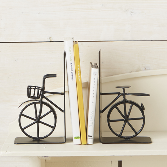 Gifts For Him Bicycle Bookends