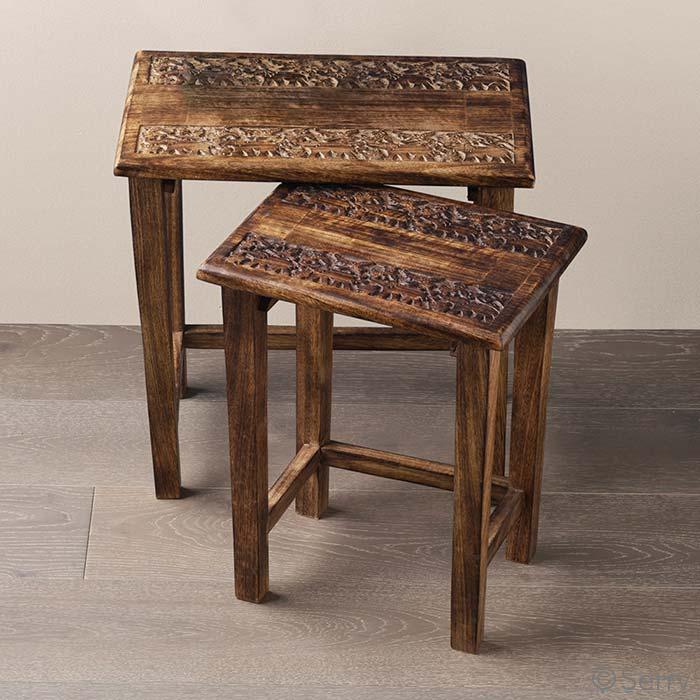 Elephant Side Tables