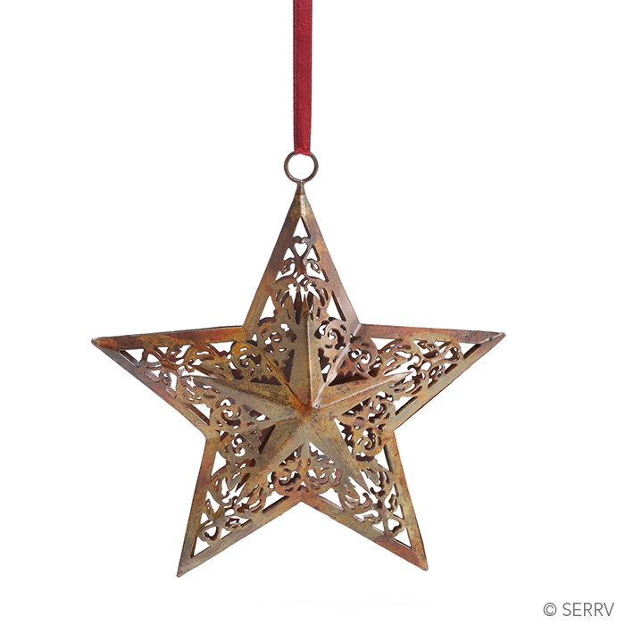Christmas ornaments north star ornament