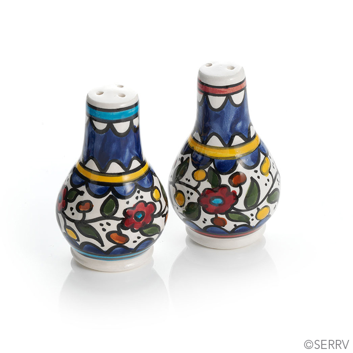 Accessories salt pepper shakers Colorful salt and pepper shakers