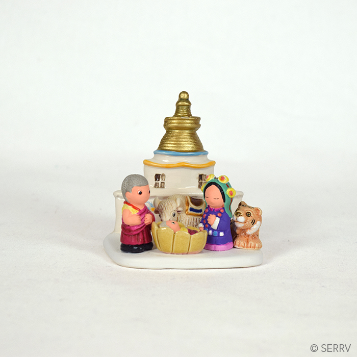 Nativities nepal nativity for Kitchen decoration nepal