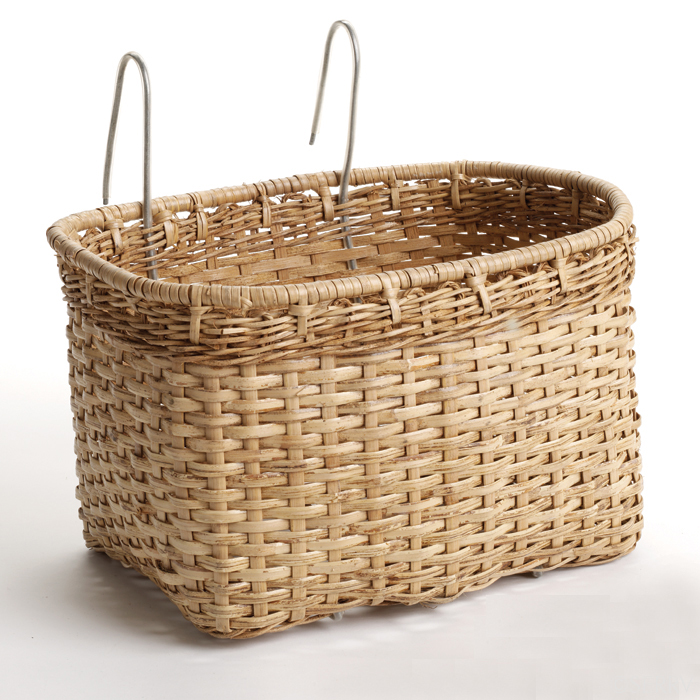 Art Baskets For Sale : Home decor wicker bicycle basket