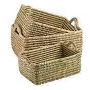 Handled Kaisa Basket Set