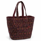 Reversible Ikat Bag