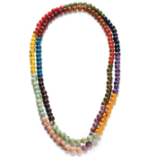 Long Azair Bead Necklace