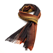Autumn Shimmer Scarf