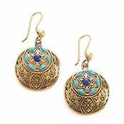 Ra Earrings