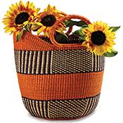 Orange Zorbisi Basket