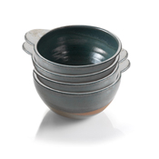 Landscape Series Tabbed Bowls Set of 4