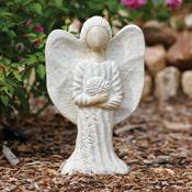 Stone Garden Angel