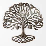 Rooted Spring Tree Wall Art