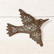 Straight Wings Bird Wall Art