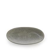 River Stone Medium Oblong Platter
