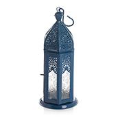 Moroccan Motif Medium Lantern