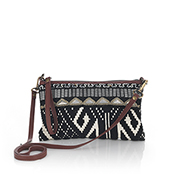 Out on the Town Convertible Crossbody Bag
