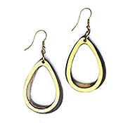Drop Shadow Earrings
