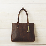 Rustic Leather Bag
