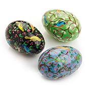 Birdie Easter Eggs