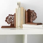 Tree of Life Bookends
