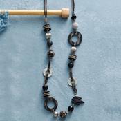 Ebony Elements Necklace