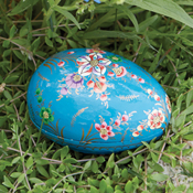 Kashmiri Keepsake Egg Box