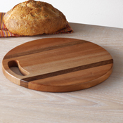 Racing Stripes Cutting Board