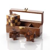 Shesham Wood Puzzles