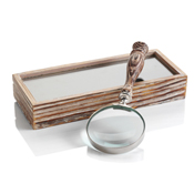 Magnifying Glass & Storage Box