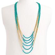 Long Oceanside Necklace