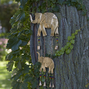 Elephant Wind Chime