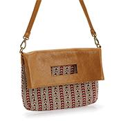 Sumana Foldover Bag