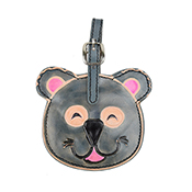 Smiling Koala Luggage Tag