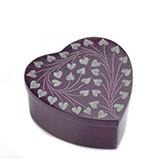 Purple Vining Love Box