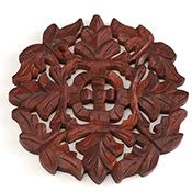 Jali Leaf Trivet