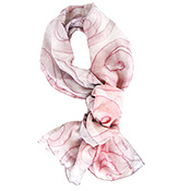 Muted Pink Gogo Scarf