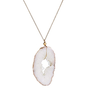 Natural Quartz Pendant