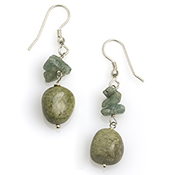 Elemental Drop Earrings