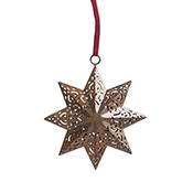 8-Point Star Ornament
