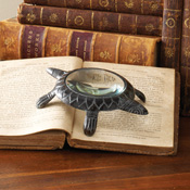 Lucky Turtle Magnifying Glass