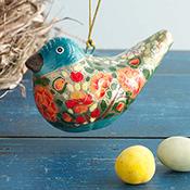 Enchanting Bird Ornament