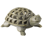 Double-Carved Turtle