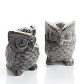 Barn Owl Shakers